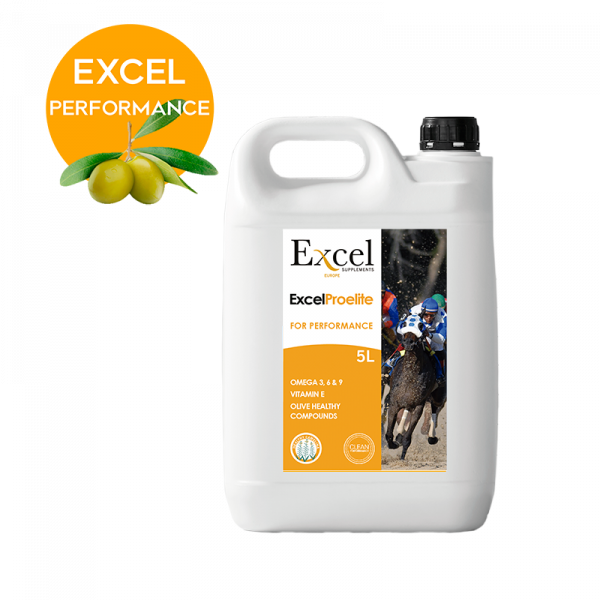Excel ProElite kamelino ulje za konje