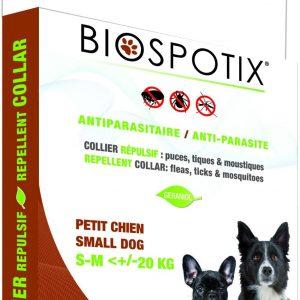 ovratnica za pse protiv buha Biospotix