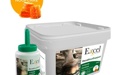 Excel Hoof Support za konje 500ml